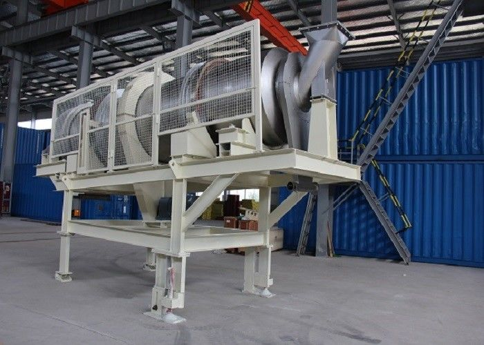 1 Ton / Hour Washing Powder Production Line , Detergent Powder Mixing Machine